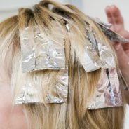 The Option of highlighting hair with regular foil